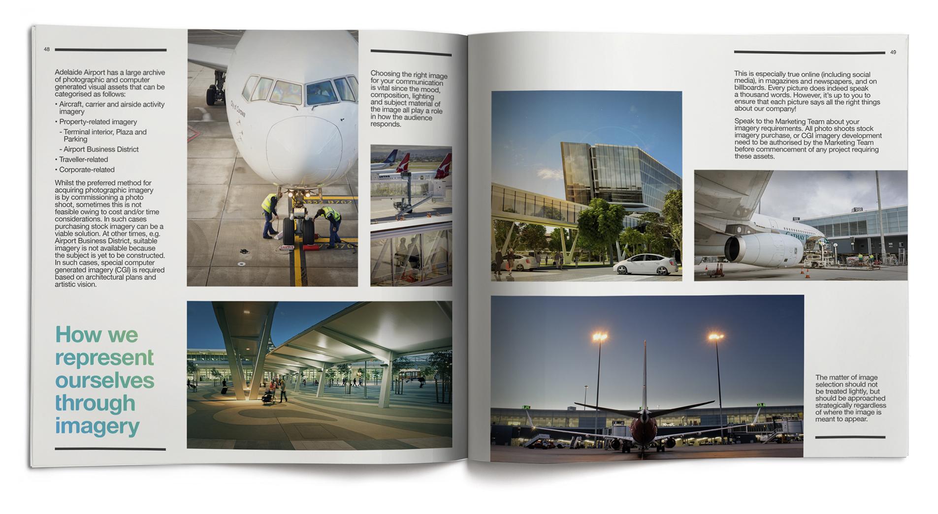 adelaide airport brand book yenty jap